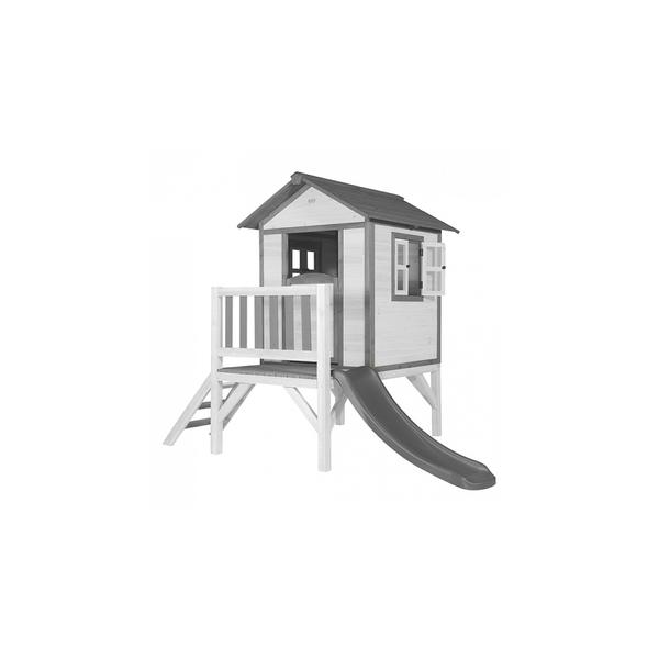 Axi - AXI Beach Lodge XL Maisonnette Classic Toboggan Gris