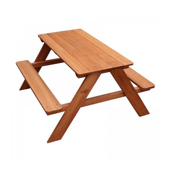 Sunny - Table de pique-nique Dave Marron