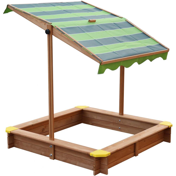Axi - Axi LILY Bac a sable avec tenture reglable