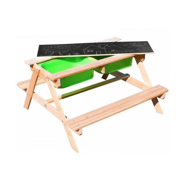 Sunny - Table sable et eau double top version 2