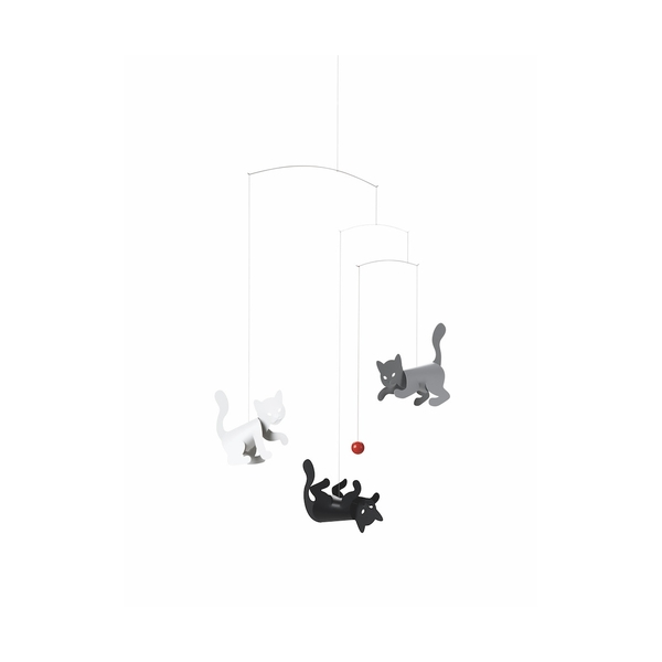 Flensted Mobiles - Mobile décoratif  Kitty Cats