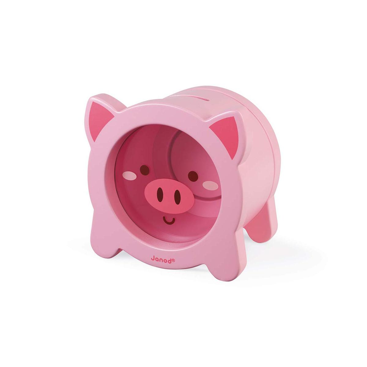 Janod - Tirelire cochon