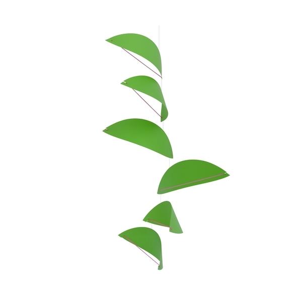 Flensted Mobiles - Mobile décoratif  Cerf Volant Kites Vert