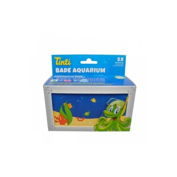 Tinti - Aquarium de bain 5 produits