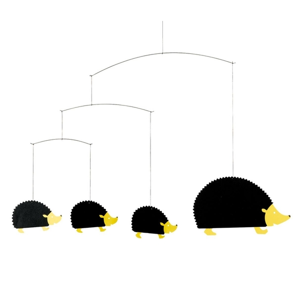 Flensted Mobiles - Mobile décoratif  Hérissons