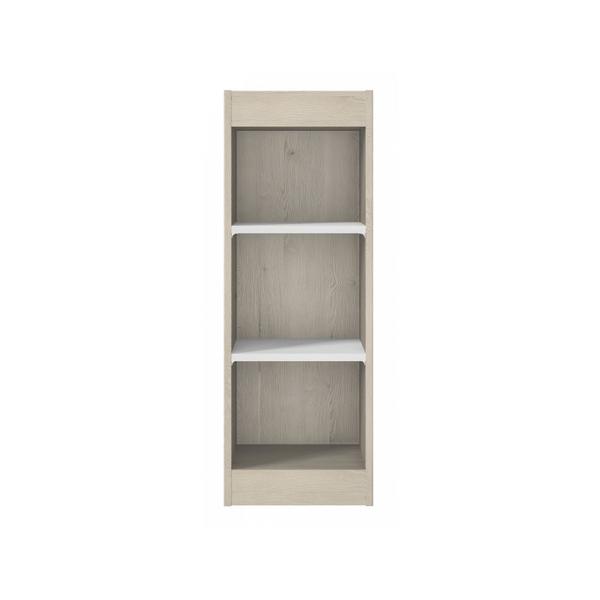 Galipette - SACHA petite bibliotheque finition chene 33x38x90cm
