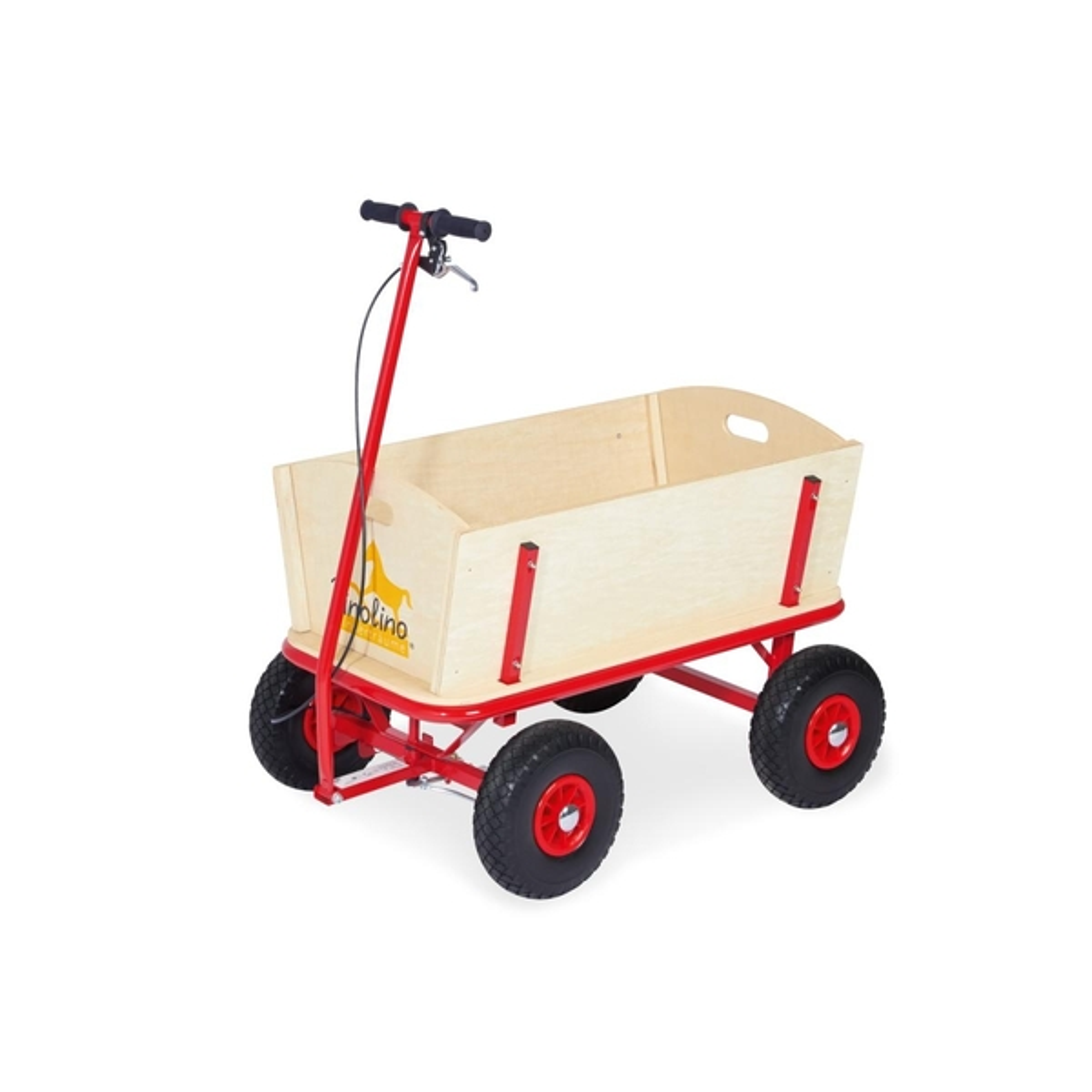 Pinolino - Chariot Til avec frein