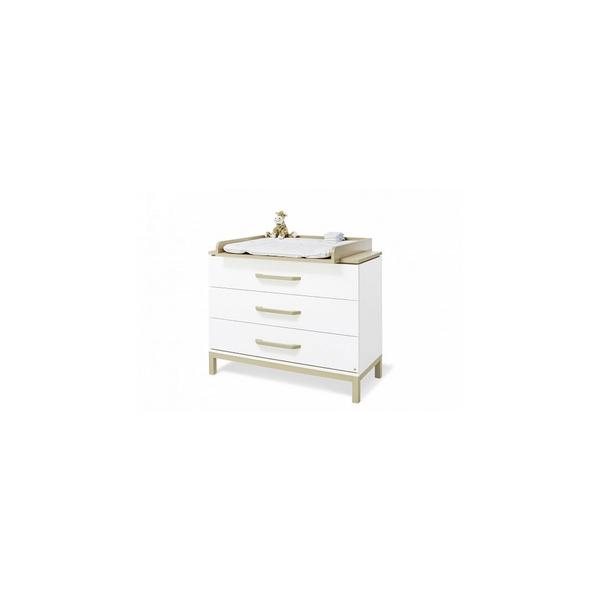 Pinolino - 130061B table a langer Bois Blanc