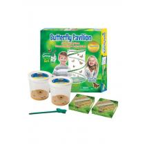 Insectlore - Kit d'élevage de papillons, modèle pavillon