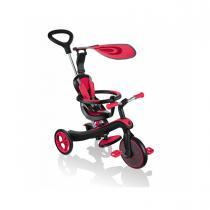 Globber - Trike Explorer 4en 1 Red