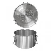 Gaspajoe - Lunch box inox Drummy Cerisier 1,1L