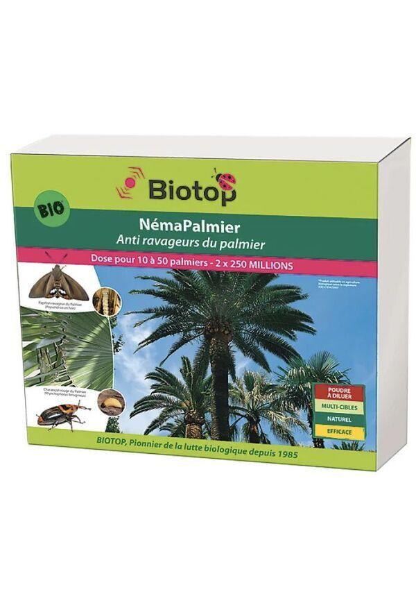 Biotop - Nématodes utiles spécial palmier (500M)