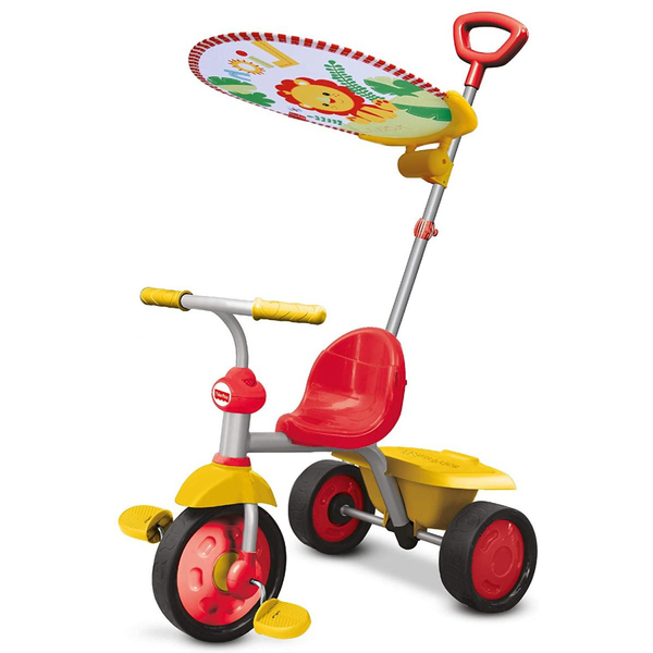 Smartrike - Tricycle  Fisher-Price Glee Plus Rouge Jaune