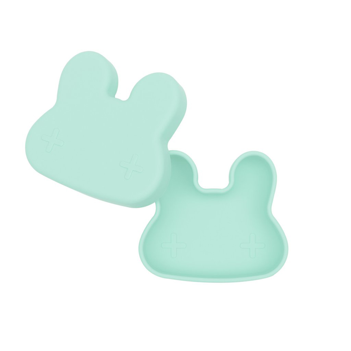 We Might be Tiny - Boîte à goûter en silicone lapin