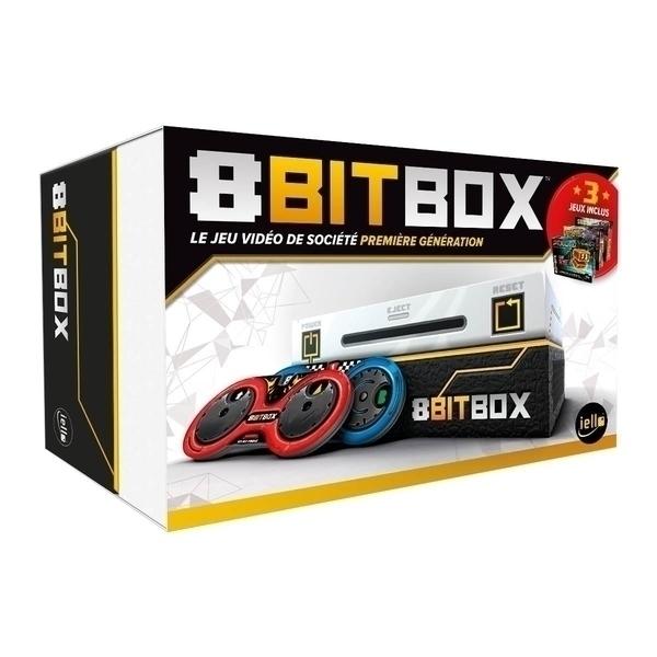 Iello - 8 Bit Box