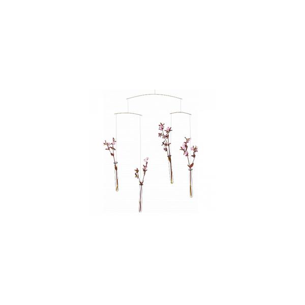 Flensted Mobiles - Mobile décoratif  Flying Flowers