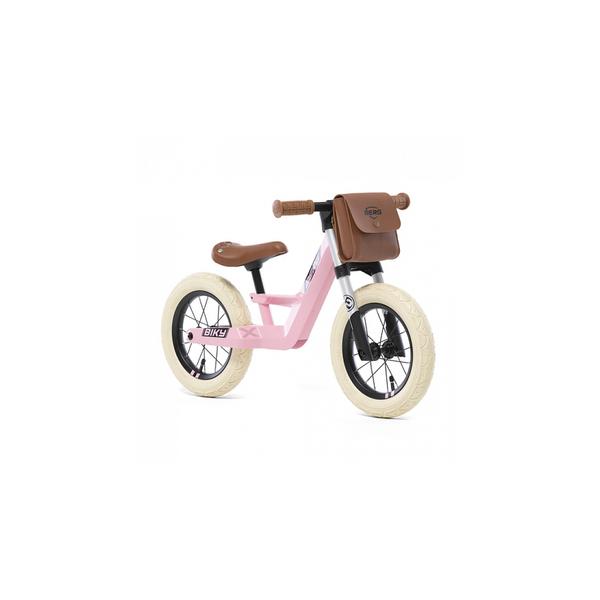 Berg - Vélo d'équilibre Biky Retro rose
