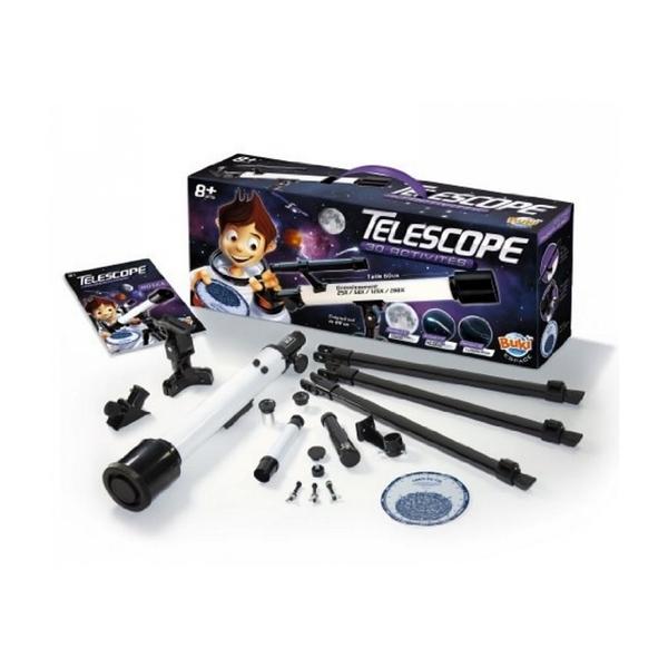Buki - Telescope 30 activites