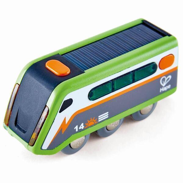 Hape - Train a energie solaire