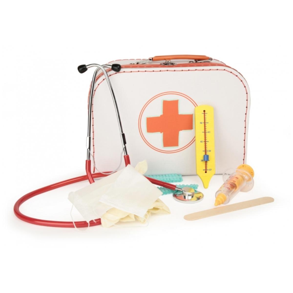 Egmont Toys - Valise de docteur avec accessoires