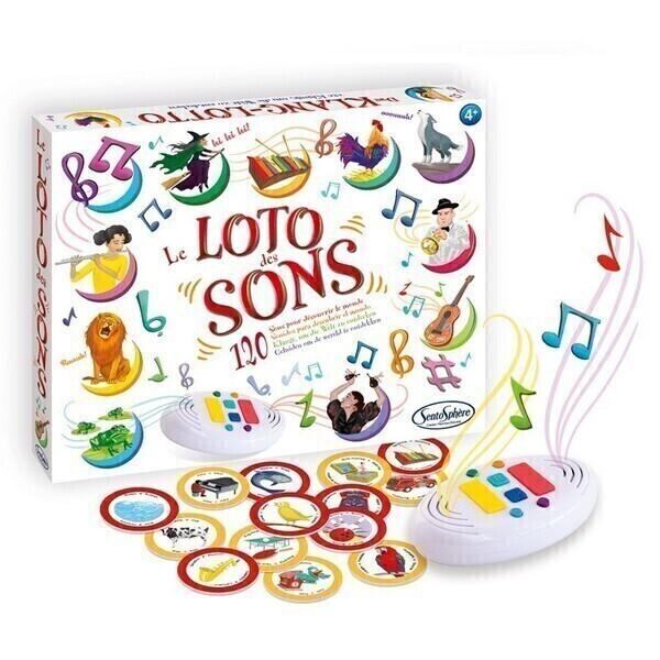 Sentosphere - Le Loto Des Sons
