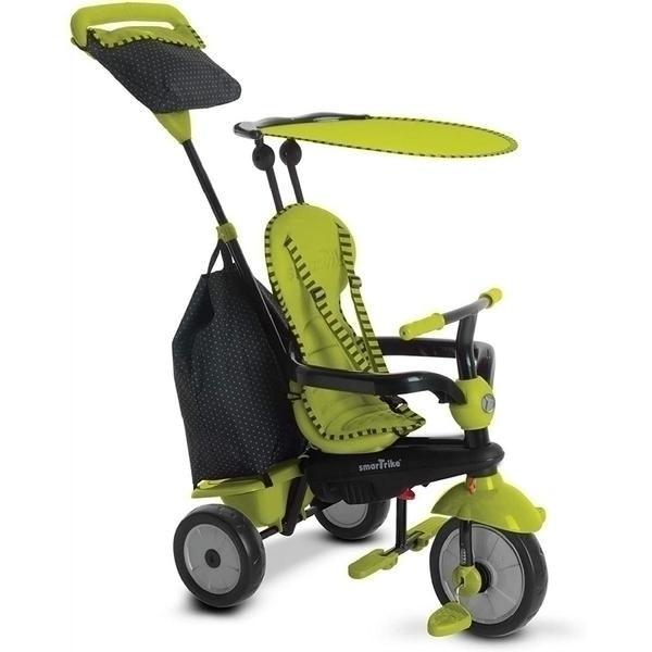 Smartrike - Tricycle Glow Vert