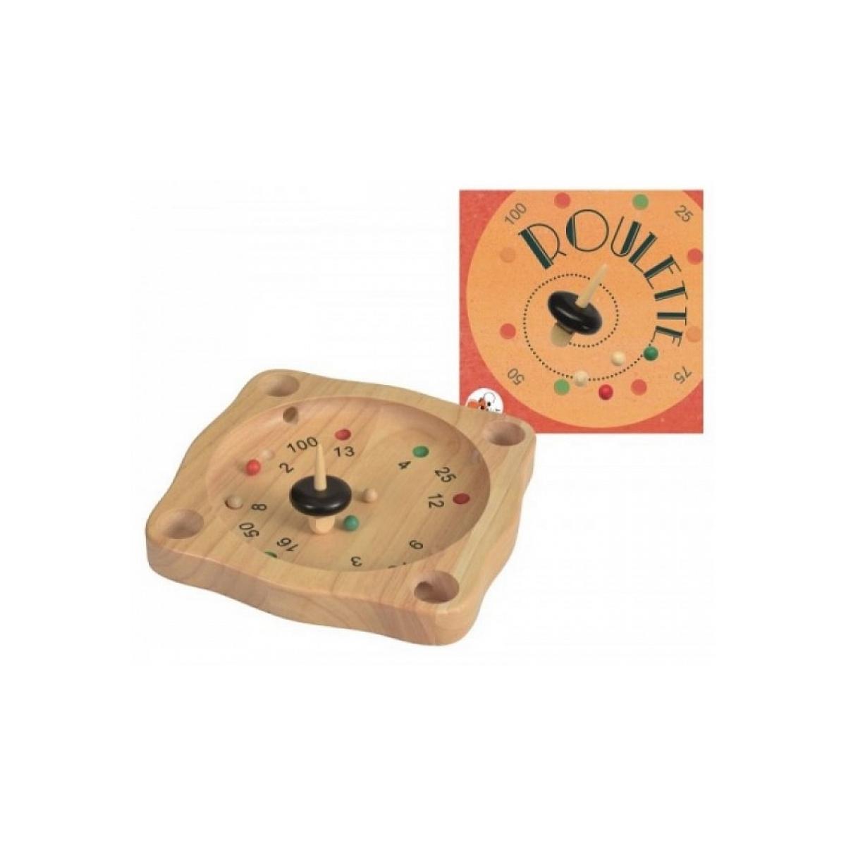 Egmont Toys - Jeu de Roulette