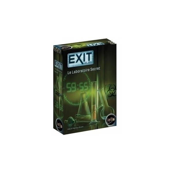 Iello - Exit: le Laboratoire Secret