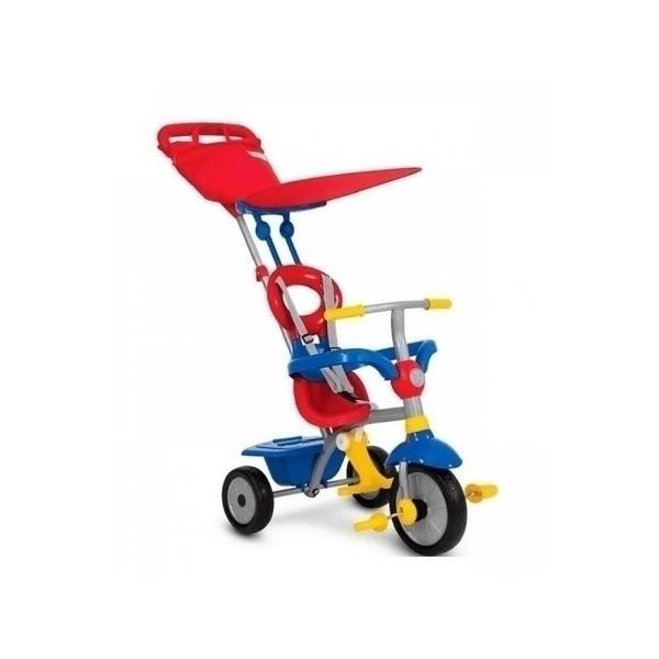 Smartrike - Tricycle Zip Plus Rouge Bleu