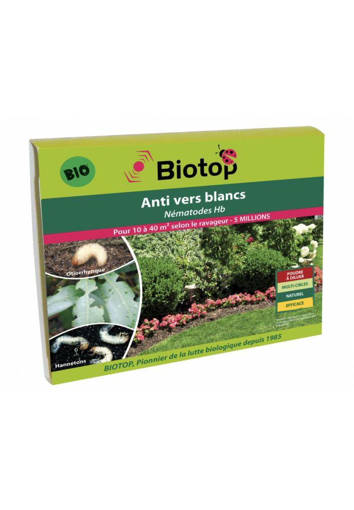 Biotop - Nématodes utiles HB anti vers blancs (5M)