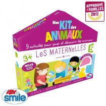 Aby Smile - La Maison Des Maternelles - Kit Des Animaux