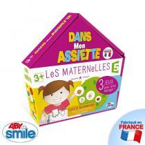 Aby Smile - La Maison Des Maternelles - Dans Mon Assiette