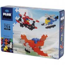 Plus Plus - Plus-Plus Box Mini Basic Aviation 170pcs