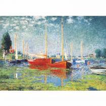 DTOYS - DTOYS Monet Le Pont D'Argenteuil 1000 Pièces
