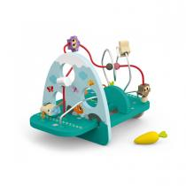 Janod - Mini looping lapin et compagnie
