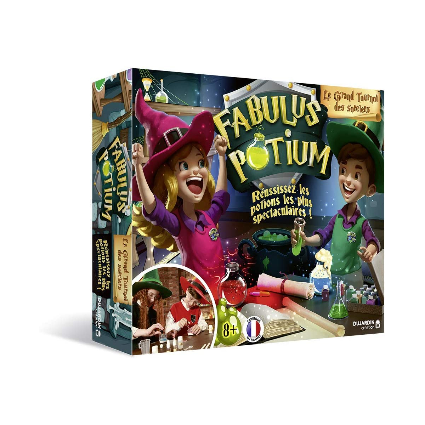 Dujardin - Fabulus Potium
