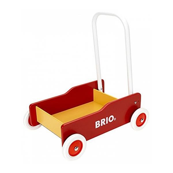 Brio - 31350 Chariot De Marche Rouge