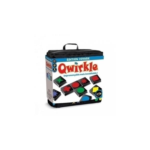 Iello - Qwirkle voyage