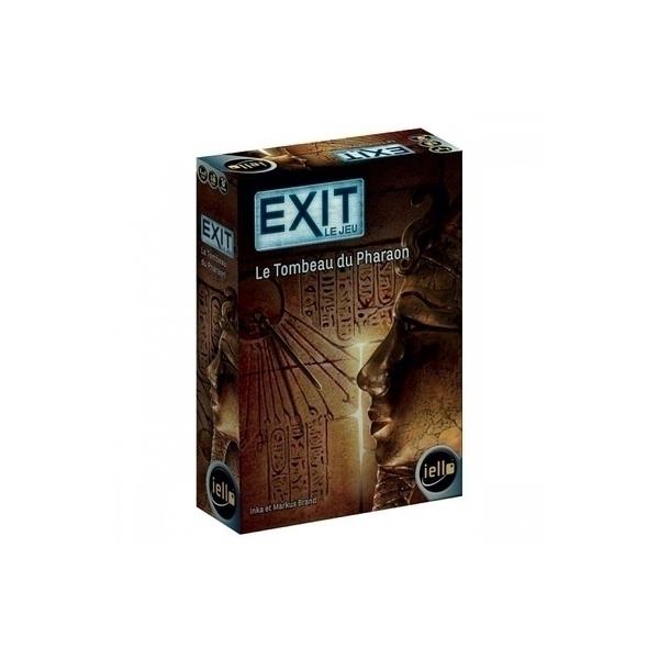 Iello - Exit  Le Tombeau du Pharaon