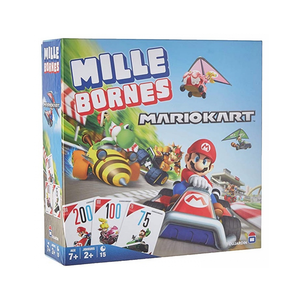 Dujardin - 1000 Bornes Mario Kart