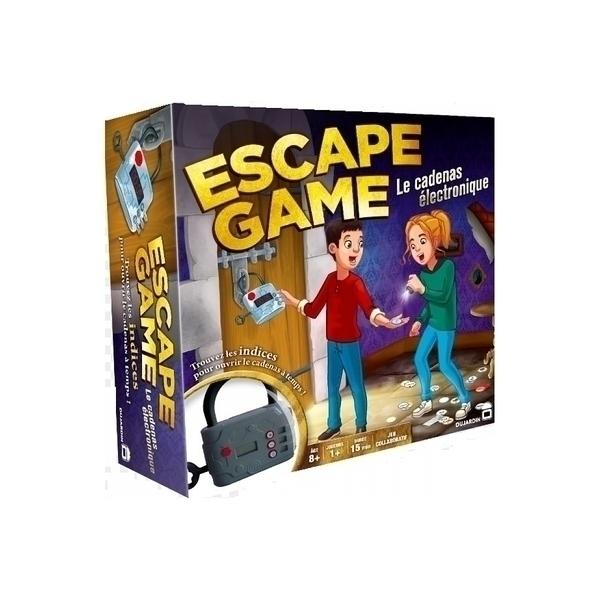 Dujardin - Escape Game