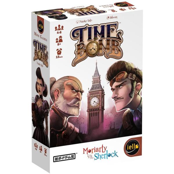 Iello - Time Bomb Sherlock vs Moriarty