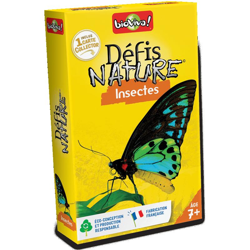 Bioviva - Défis Nature - Insectes