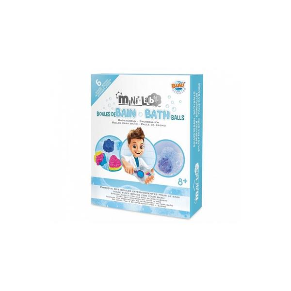 Buki - Mini lab boules de bain