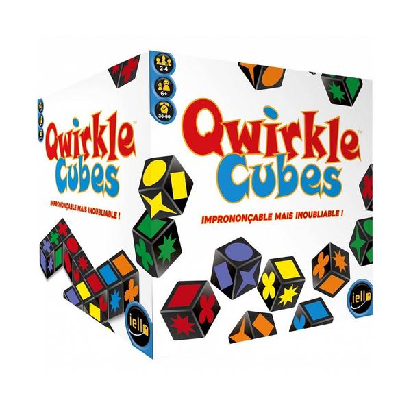 Iello - Qwirkle Cubes