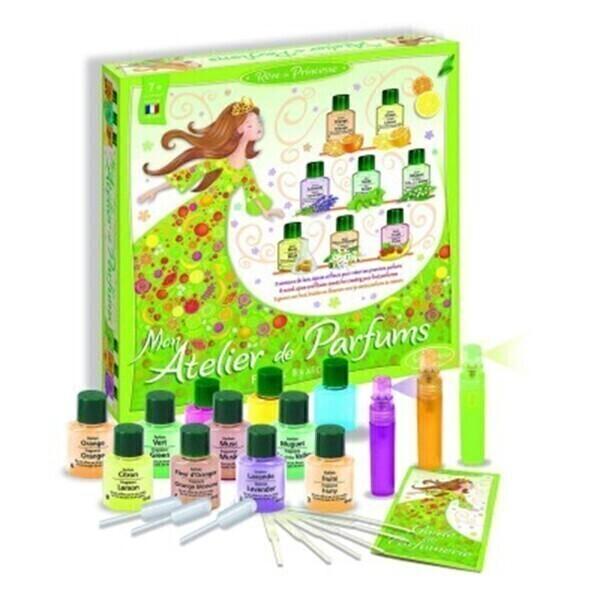Sentosphere - Mon Atelier De Parfums - Fleurs Fraîches