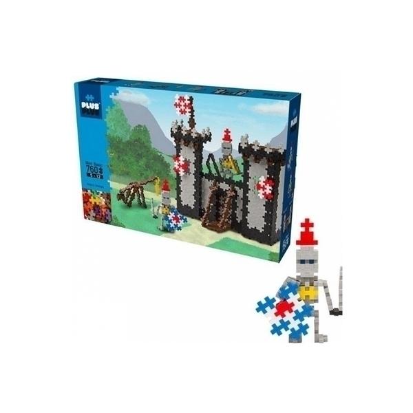 Plus Plus - ++ Box Mini Basic Chateau fort 760pcs