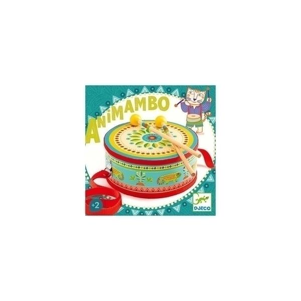 Djeco - Tambour Animambo