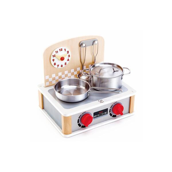 Hape - Mini Cuisiniere et Barbecue