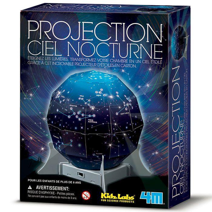 4M - Kit Projection ciel nocturne